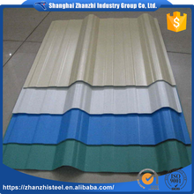 China Factory Wholesale Color Coating Corrigated Metal Siding