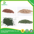 Synthetic Turf Hollow Size Infill for System Using