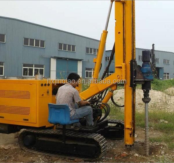 piledriver machine