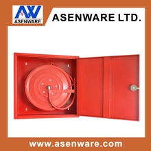 Different types fire hose reel with cabinet