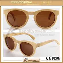 New Type 2014 cat 3 uv400 bamboo frame sunglasses and wooden sunglasses