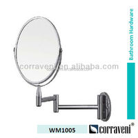 Wall mounted make up mirror WM1005 that best sales products in alibaba