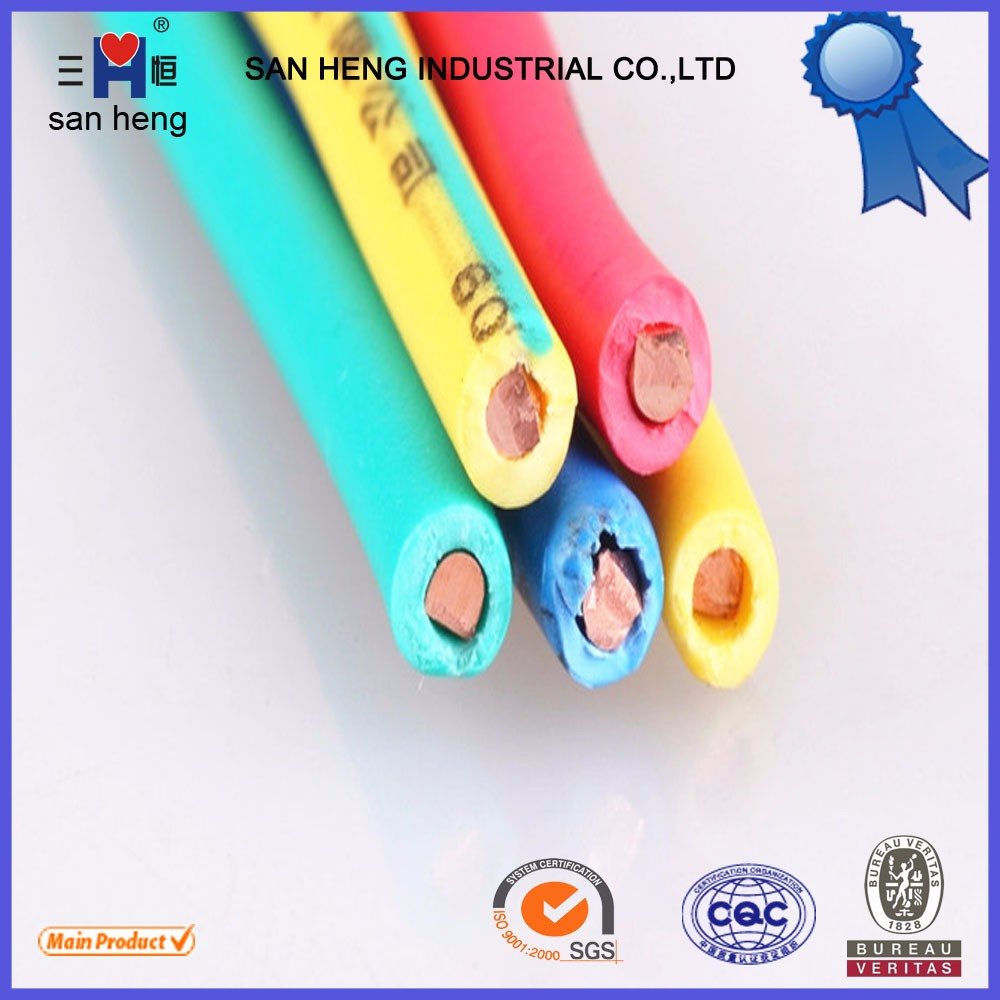 Cable Electrical Power Aluminiumcopper 15 Mm 25mm 4mm 6mm House Wiring Materials Bv03