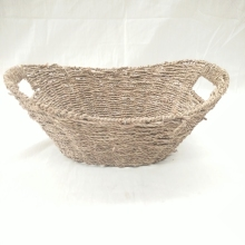 Top Quality wooden basket with handle and lid