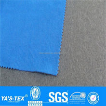 92 polyester 8 elastane fabric polar fleece bonded knit fabric for wholesale