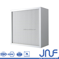 HEPA Air Filter For H13 Filter Rate 99.99%