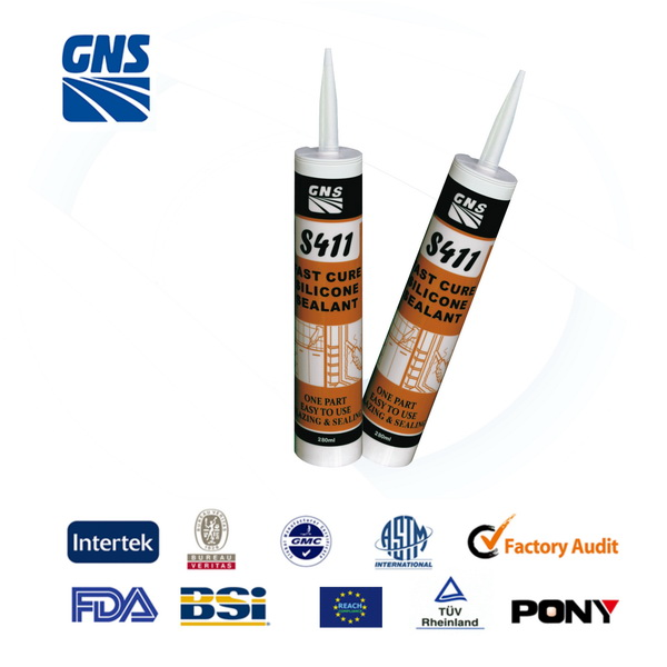 silicone glazing&building sealant spray
