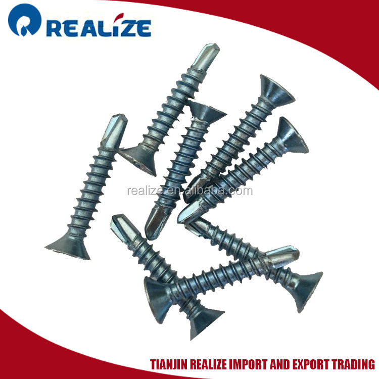 China Hot Sale High Quality wafer head self drilling screw, self-drilling screw Order Available
