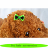 Beautiful pet hair accessories, fashion dog grooming, dog bow