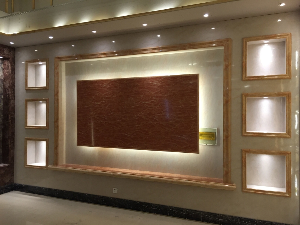 Pvc Marble Panels Uv Sheet Cheap And High Quality