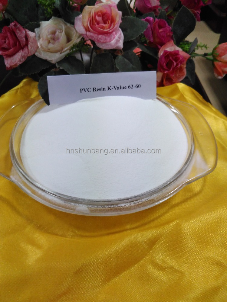 PVC resin for decorate materials