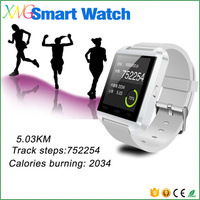 Cheap OEM gv08 gv18 dz09 bluetooth smart watch U8 mobile phone with ce rohs
