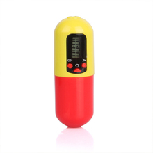 Pill Shape Medicine Box With Timer