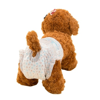Washable Doggie Diapers For Female Dogs Diaper Wrap