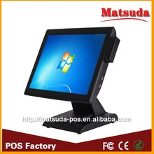 With free software electronic cash register pos cash machine for sale
