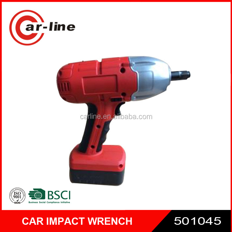 DC18V rechargeable Li-ion battery cordless car impact wrench cordless
