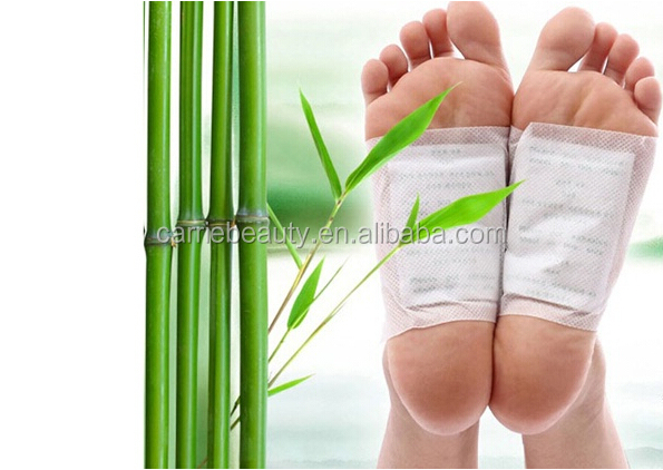 Relax Health Broadcast Japanese Kinoki Detox Foot Patch