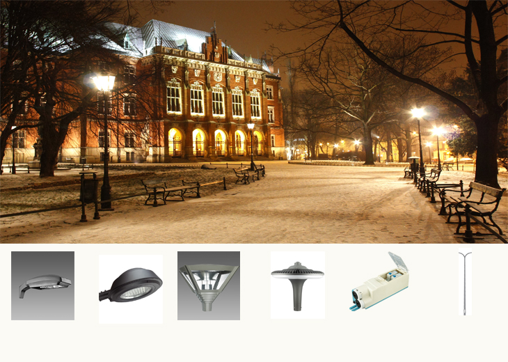 China one-way 70 watt led street light oem and odm