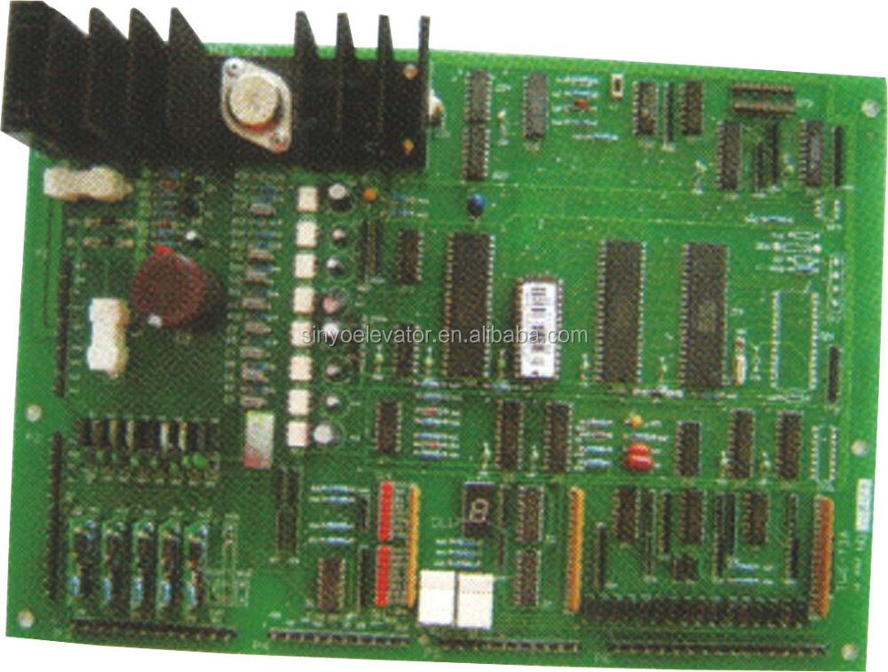 PC Board For Elevator RS4