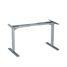 New design electric sit stand height adjustable standing desk