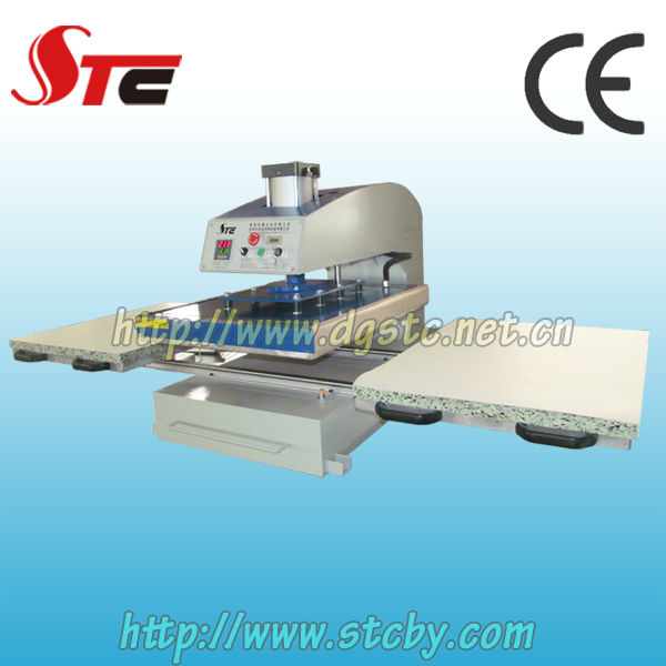 CE approved vinyl press machine STC-QD07