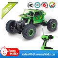 2017 new rc car! R/C Rock Crawler Climbing Truck Car Toys With Remote Control