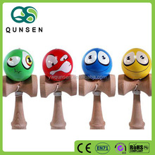 high quality wooden opera toy kendama usa for wholesale