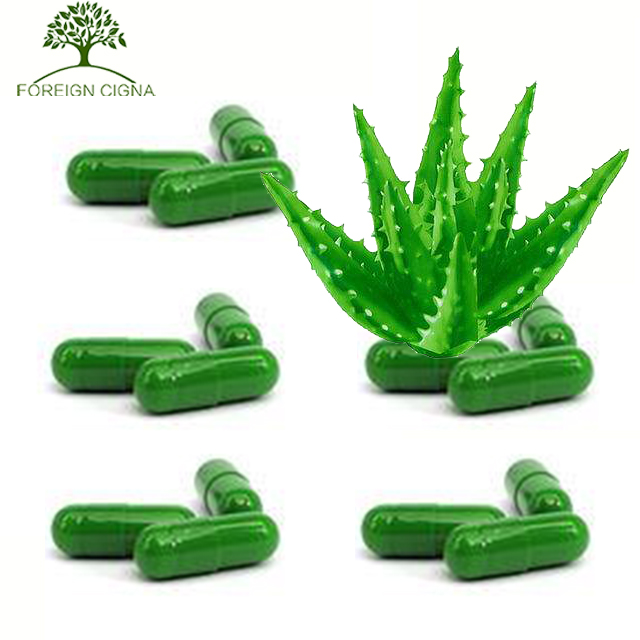 Bottle Bulk Packaging HACCP ISO Certification Aloe Vera Drinks Pills Softgel Capsule