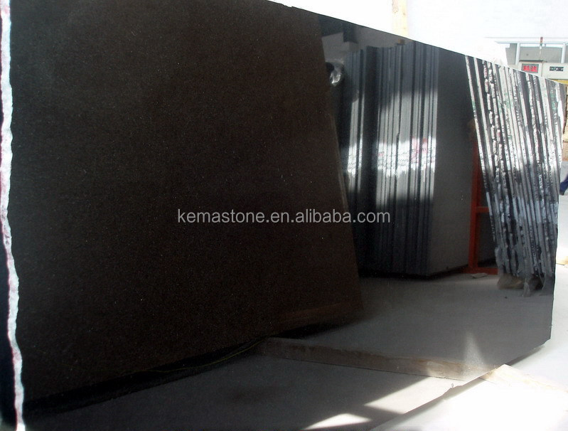 Indian Absolute Black Nero Assoluto Granite