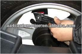 AA4C   3D wheel balancer  car tyre balancing machine AA-WB3DX1