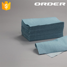 Disposable Spunlace cellulose polyester clean Cloth