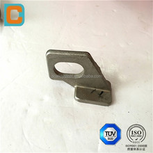 New design coupling forging parts lost wax die casting alloy steel casting parts