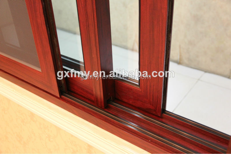 Simple Style High Quality Modern Design Aluminum Sliding