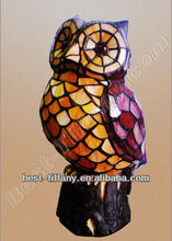 Art Animal Tiffany Lamp --- TU064