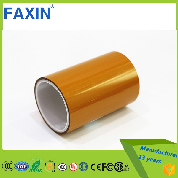 Self adhesive 25um polyimide film for label printing