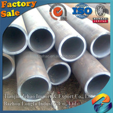 Coated factory high quality Electrical wire conduit seamless steel pipe for oil