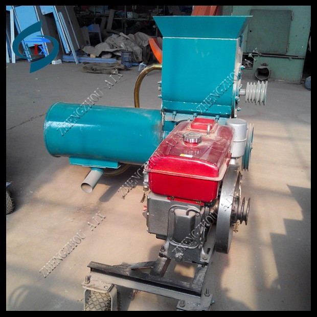 Petrol engine cassava / garri flour processing machine