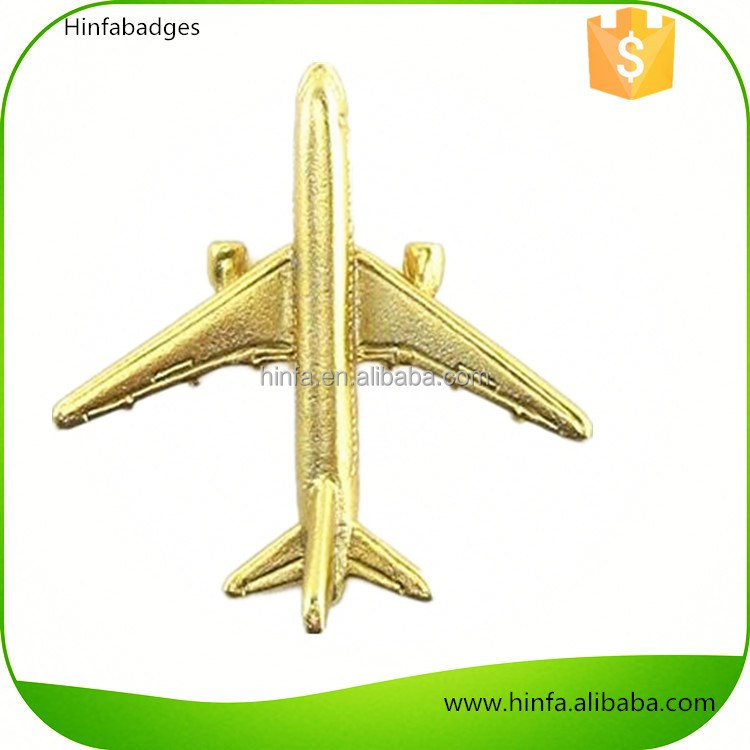 Best Quality Boeing 777 Aircraft Model Model Lapel Pin