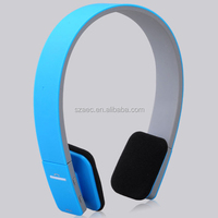 China Professional New Design Colorful wireless bluetooth headphone BQ-618