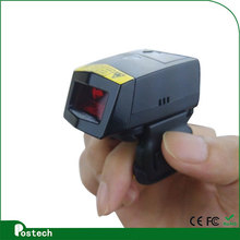 FS01 Wearable Laser barcode scanner, Bluetooth wearable bar code reader system fits right or left hand