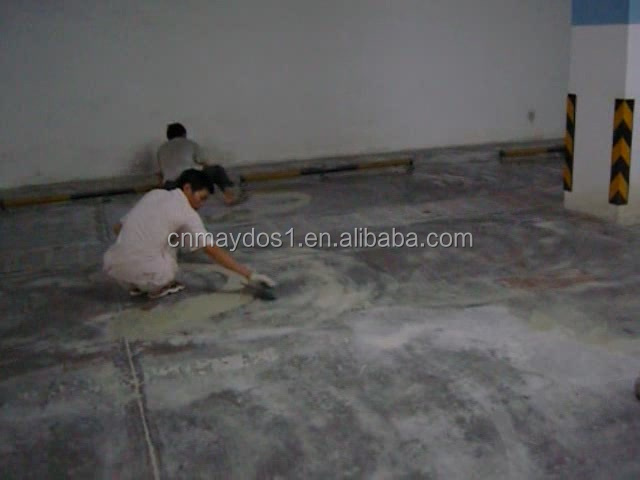 Self Leveling Finishes : Seamless mirror finish self leveling epoxy floor paint