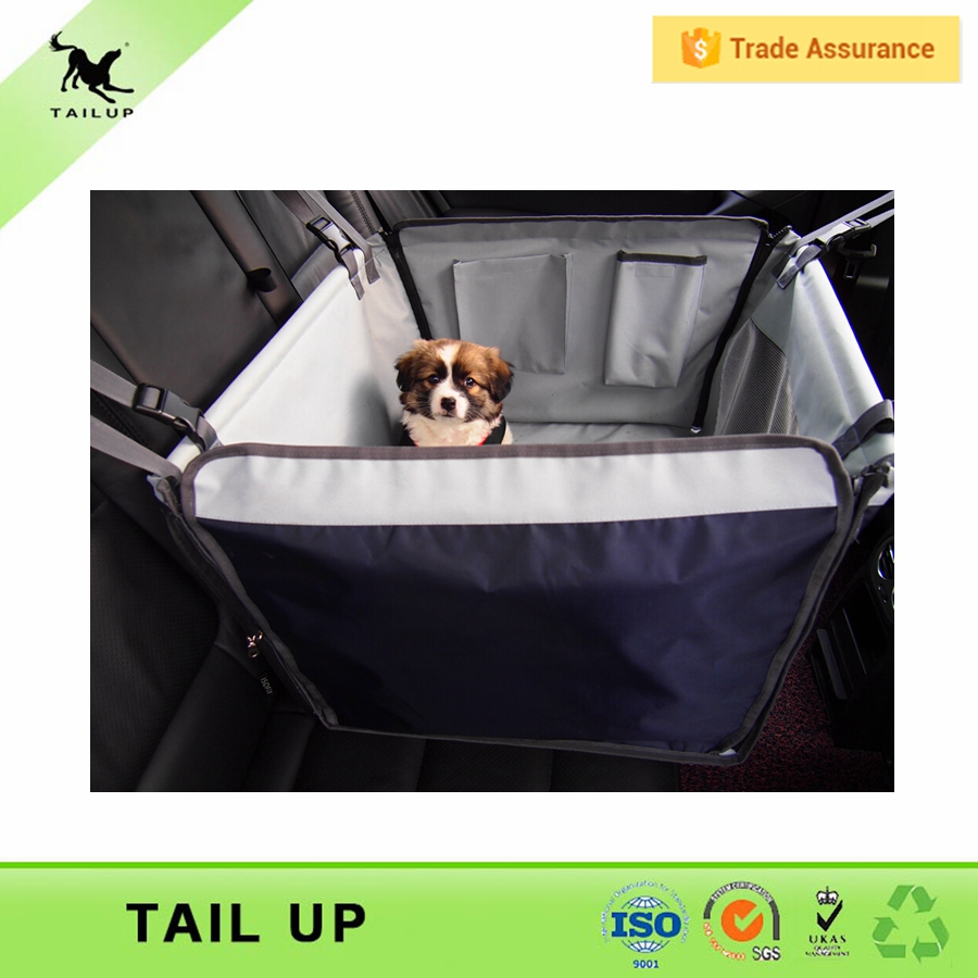 Washable waterproof car seat cover hammock for dogs