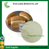 Natural Yeast Beta D Glucan 70%-80% yeast extract for skin care