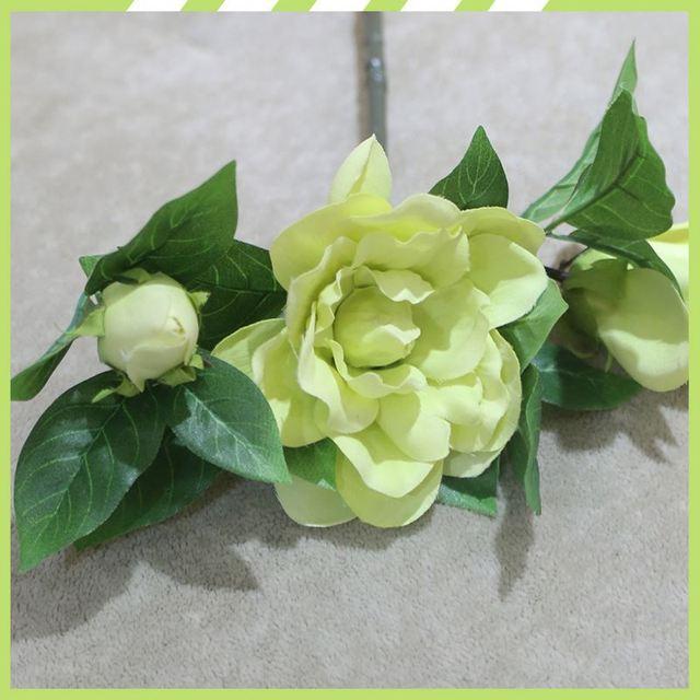 Artificial flowers bulk cheapyuanwenjun super value good pricing hand feeling gardenia cheap bulk artificial flowers mightylinksfo
