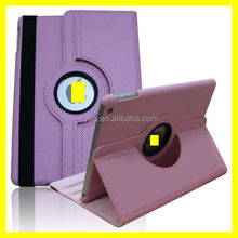 360 Degree Rotating Stand Case Cover with Auto Sleep / Wake Feature for iPad Air / iPad 5 (5th Generation) -pink