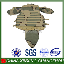 CHINA XINXING Military Army Kevlar Camouflage Bulletproof Vest Full Body Armor