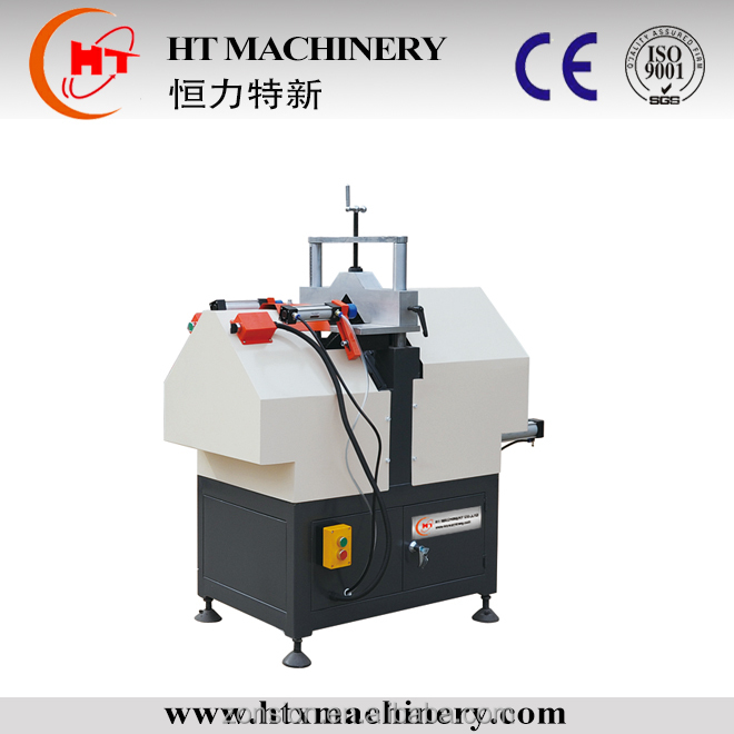 PVC Window Mullion Cutting Saw / V-notch Cutting Machine / PVC Profile V Cutting Machine jinan shandong china