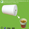 PE coated paper for disposable noodle cup