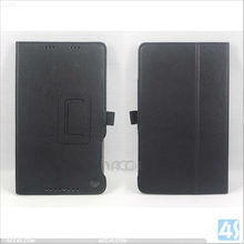 New Product Filio Stand Leather Case with pen slot for Google Nexus 7 2 --P-GGNEXUS7IICASE001