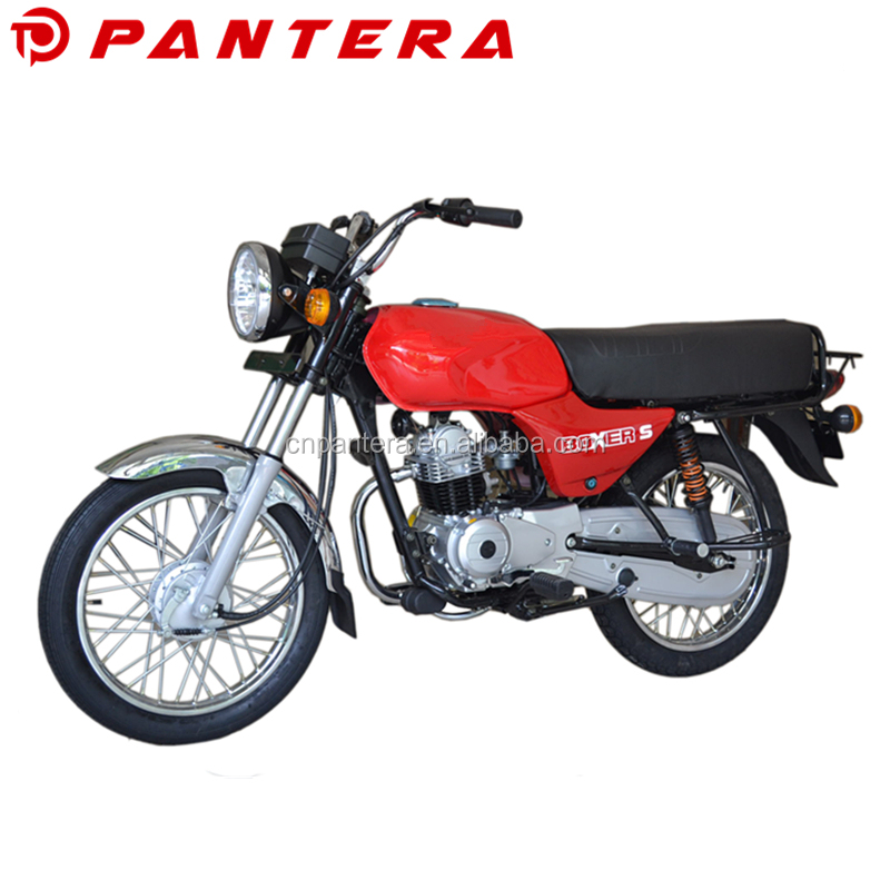Chinese Mini Gas Adult 100cc Boxer Motos Chopper Motorcycle for Sale